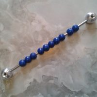 Boulier bleu