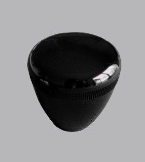 Poignée de baby-foot ronde bakélite