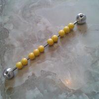 Boulier jaune