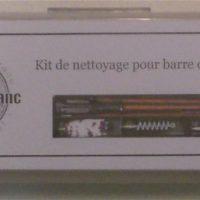 Kit de nettoyage pour barre de baby-foot