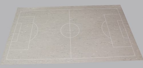 tapis-gerflex-gris-tracage-foot