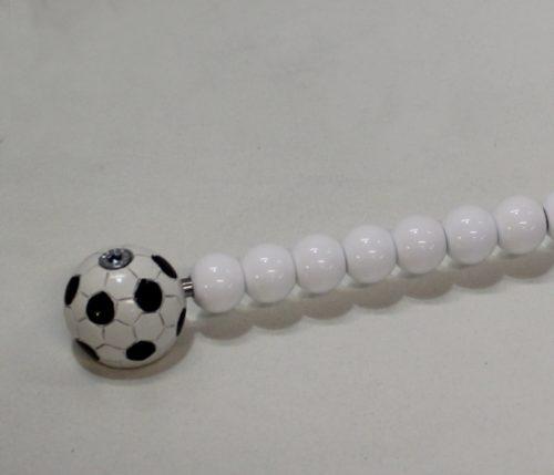 Boulier Football blanc