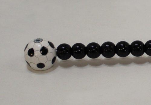 Boulier Football noir