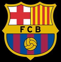 Sticker FC Barcelone