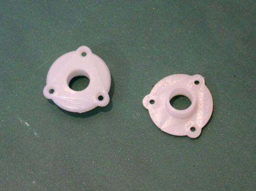 Palier nylon baby foot barre 14 mm