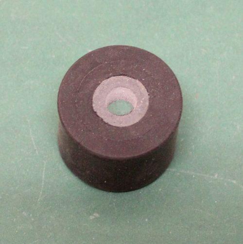 amortisseur caoutchouc 30 x 8mm