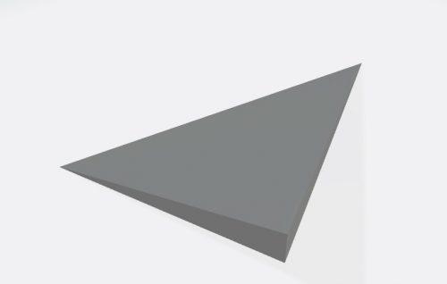 Angle Bonzini droit