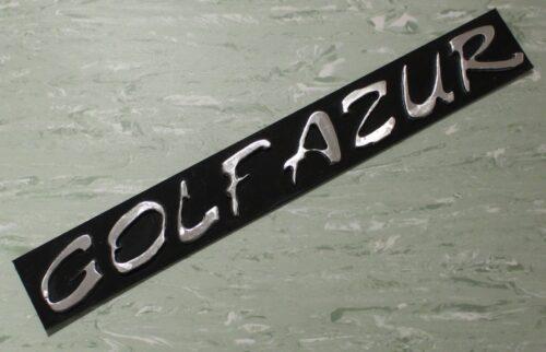 Logo baby foot Golfazur